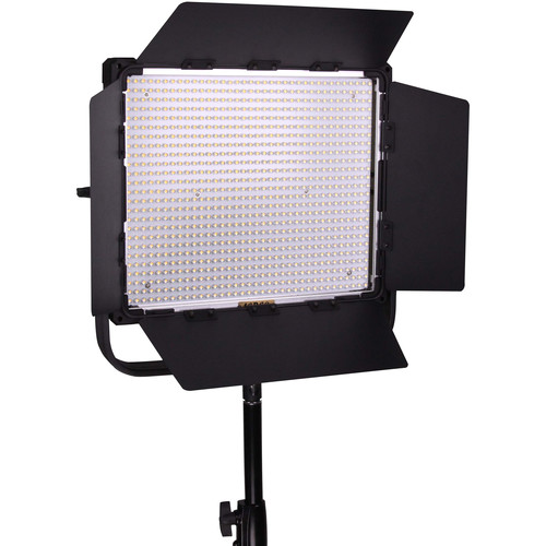 Ledgo Broadcast Series Bi-Color LED Panel 900 with DMX & WiFi