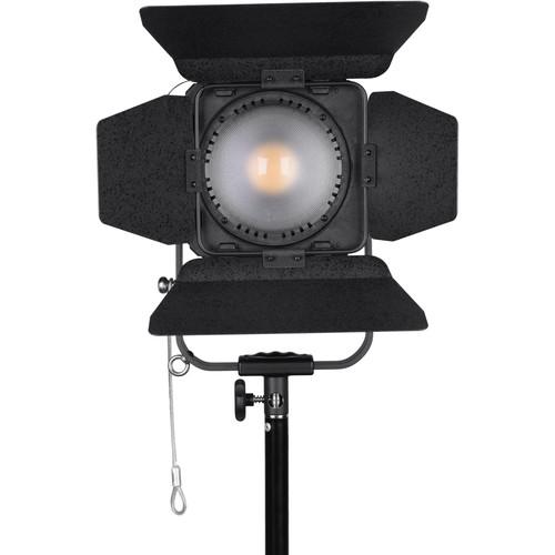 Ledgo Bi-Color LED Fresnel Studio Light with DMX