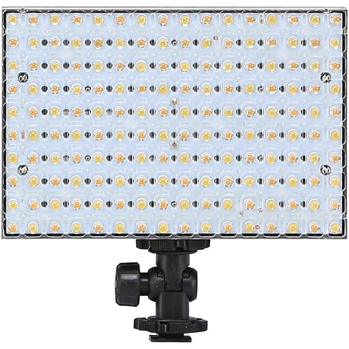 Ledgo 160 Bi-Color On-Camera LED Light