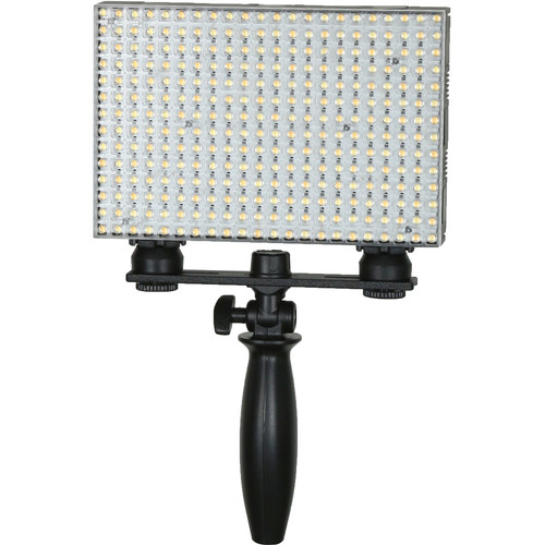 Ledgo 308 LED On-Camera Light Set with Handle