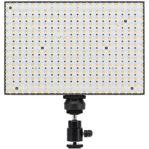 Ledgo 308 Bi-Color On-Camera LED Light