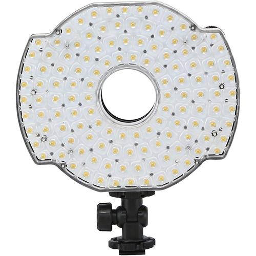 Ledgo 126 LED On-Camera Ring Light