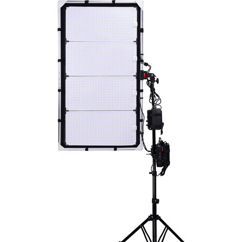 Ledgo VersaTile-Bi-Color LED Mat 4-Light Kit