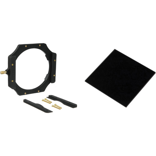 LEE Filters 100mm System Kit with 100 x 100mm Big Stopper 3.0 Neutral Density Filter
