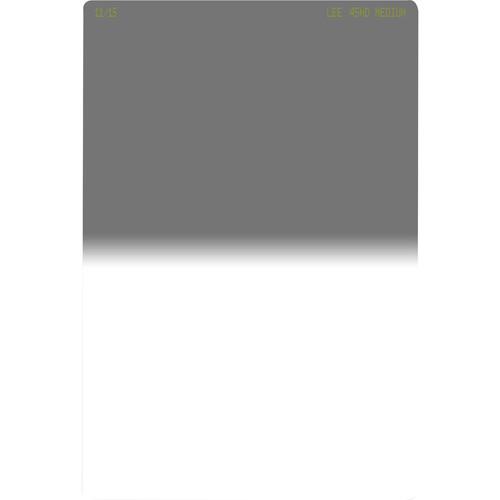 LEE Filters 100 x 150mm Medium Graduated Neutral Density 0.45 Filter