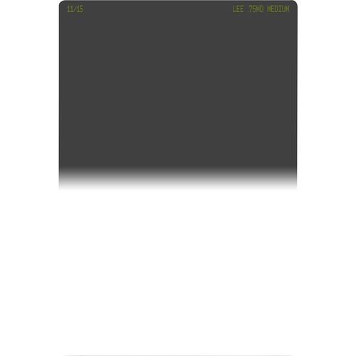 LEE Filters 100 x 150mm Medium Graduated Neutral Density 0.75 Filter