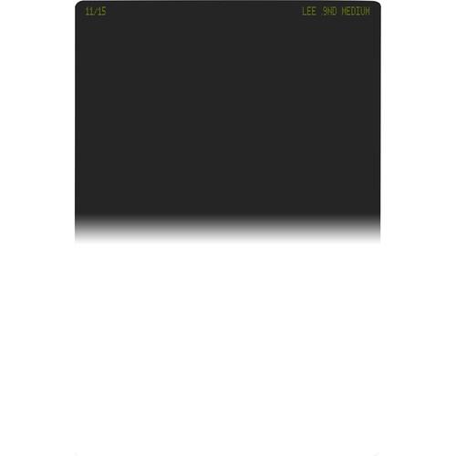 LEE Filters 100 x 150mm Medium-Edge Graduated Neutral Density 0.9 Filter (3-Stop)