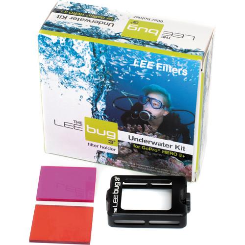 LEE Filters Bug 3+ Underwater Kit for GoPro HERO3+/HERO4