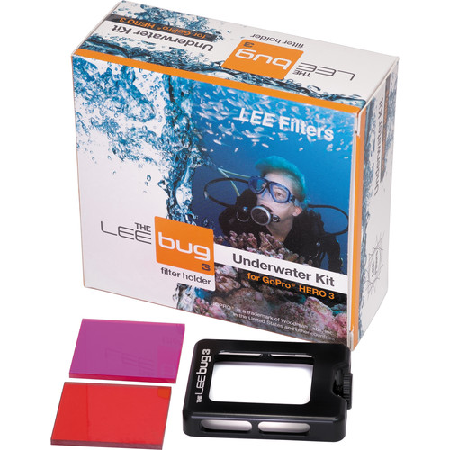 LEE Filters Bug 3 Underwater Kit for GoPro HERO3