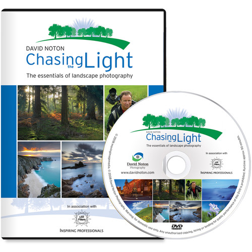 LEE Filters Chasing the Light (DVD, 1st Edition)