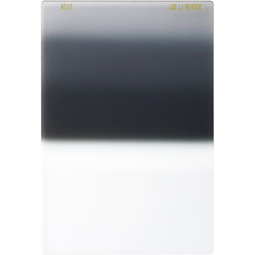 LEE Filters 100 x 150mm Reverse-Graduated 1.2 Filter (4 Stops)