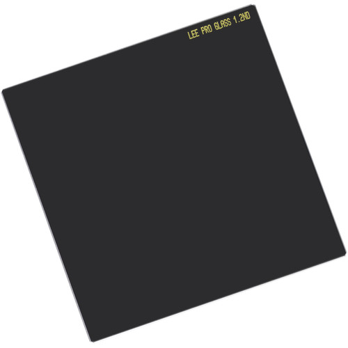LEE Filters 100 x 100mm ProGlass IRND 1.2 Filter (4-Stop)