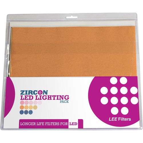 "LEE Filters Zircon LED Lighting Pack (12 x 12"")"