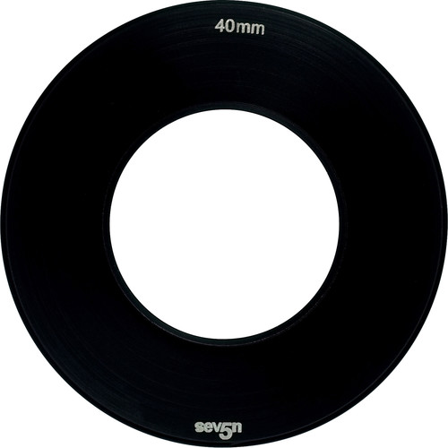 LEE Filters 40mm Adapter Ring for Seven5 Filter Holder