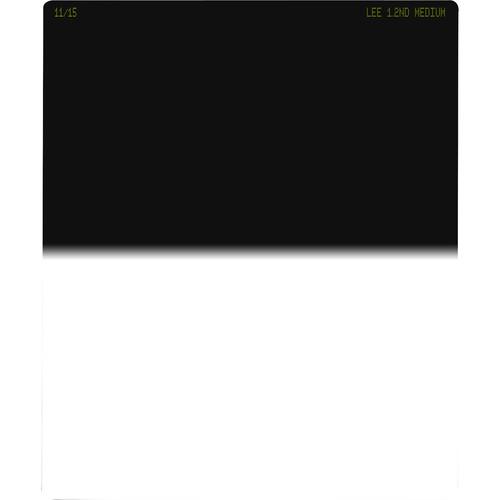 LEE Filters 75 x 90mm Seven5 Medium-Edge Graduated Neutral Density 1.2 Filter (4-Stop)