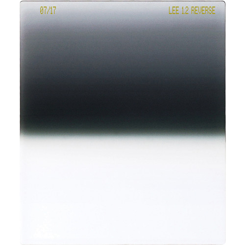 LEE Filters 75 x 90mm Seven5 Reverse-Graduated 1.2 Filter (4 Stops)