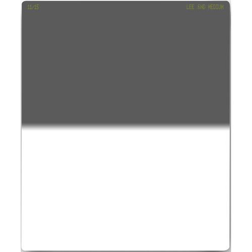 LEE Filters 75 x 90mm Medium Graduated Neutral Density 0.6 Filter