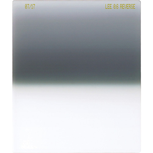 LEE Filters 75 x 90mm Seven5 Reverse-Graduated 0.6 Filter (2 Stops)