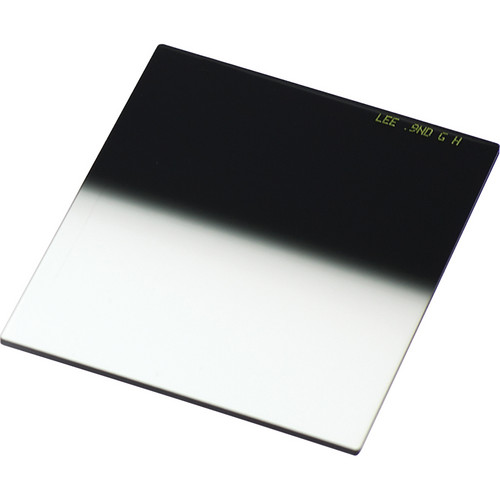 LEE Filters 75 x 90mm Seven5 0.9 Hard-Edge Graduated Neutral Density Filter