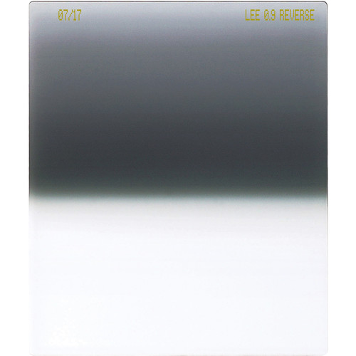LEE Filters 75 x 90mm Seven5 Reverse-Graduated 0.9 Filter (3 Stops)
