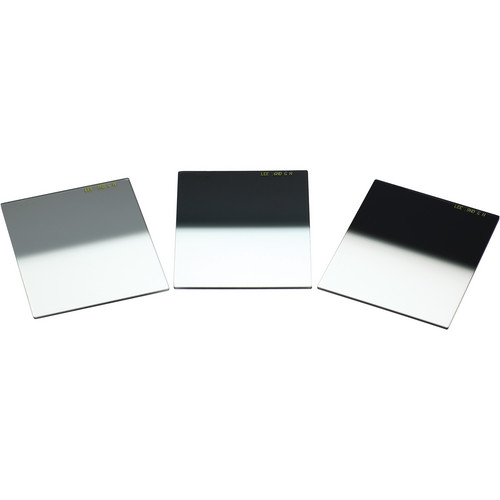 LEE Filters 75 x 90mm Seven5 Hard-Edge Graduated Neutral Density Filter Set