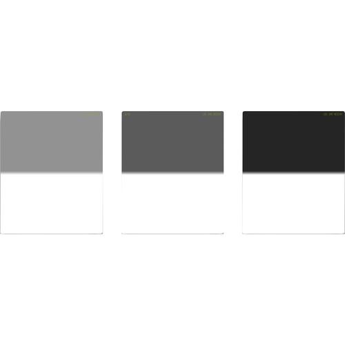 LEE Filters 75 x 90mm Seven5 Medium-Edge Graduated Neutral Density Filter Set