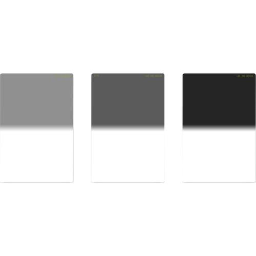 LEE Filters 100 x 150mm Medium-Edge Graduated Neutral Density Filter Set