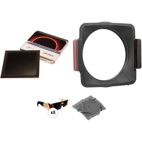 LEE Filters Solar Eclipse Filter and SW150 Mark II Filter System Kit