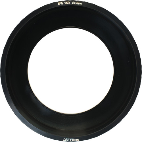 LEE Filters SW150 Mark II Lens Adapter for Lenses with 86mm Filter Threads