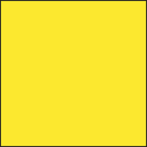 LEE Filters 150 x 150mm #8 Yellow Filter
