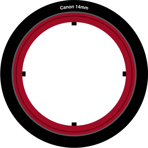 LEE Filters SW150 Mark II Lens Adapter for Canon EF 14mm f/2.8L II USM Lens