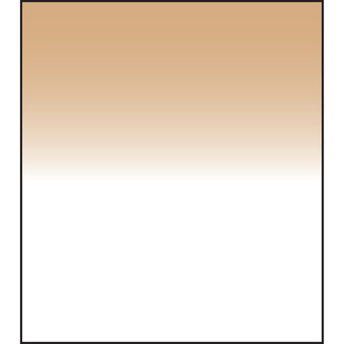 LEE Filters 150 x 170mm Soft-Edge Graduated Chocolate 2 Filter