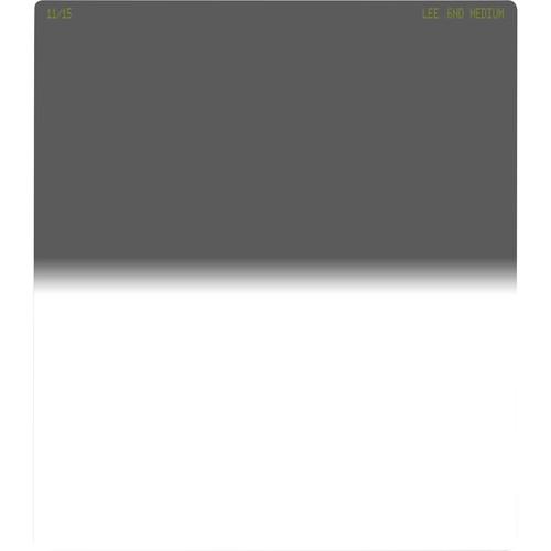 LEE Filters 150 x 170mm Medium-Edge Graduated Neutral Density 0.6 Filter (2-Stop)