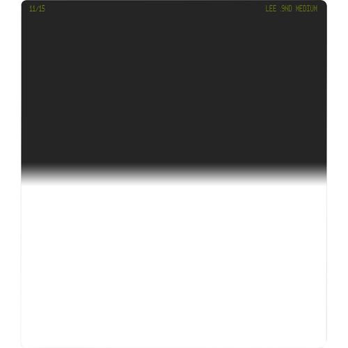 LEE Filters 150 x 170mm Medium-Edge Graduated Neutral Density 0.9 Filter (3-Stop)