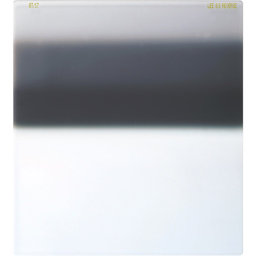 LEE Filters 150 x 170mm Reverse-Graduated 0.9 Filter (3 Stops)
