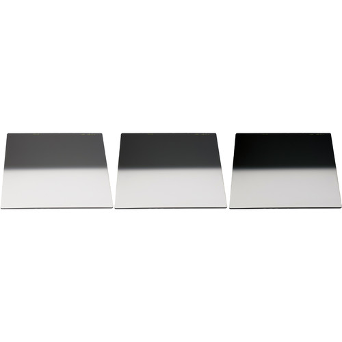 LEE Filters 150 x 170mm SW150 Hard Edge Graduated Neutral Density Set