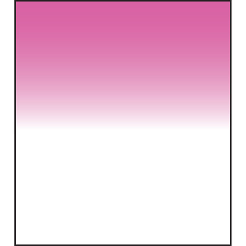 LEE Filters 150 x 170mm Hard-Edge Graduated Pink 1 Filter