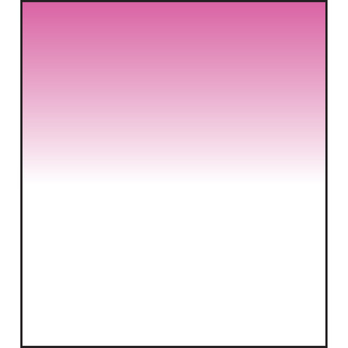 LEE Filters 150 x 170mm Soft-Edge Graduated Pink 1 Filter