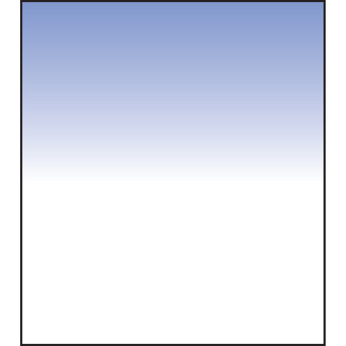 LEE Filters 150 x 170mm Soft-Edge Graduated Real Blue 2 Filter
