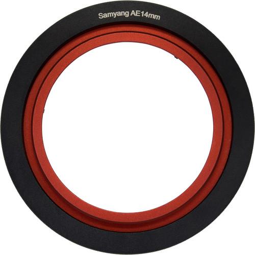 LEE Filters SW150 Mark II Lens Adapter for Samyang/Rokinon 14mm f/2.8 ED AS IF UMC Lens