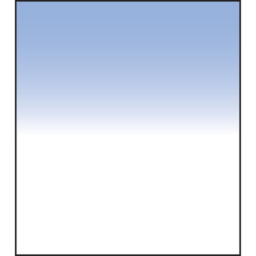 LEE Filters 150 x 170mm Hard-Edge Graduated Sky Blue 2 Filter