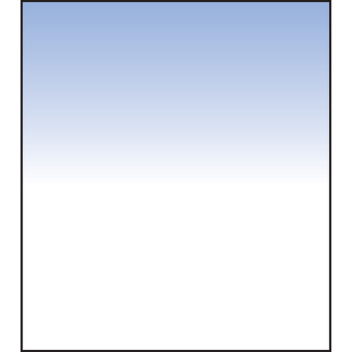 LEE Filters 150 x 170mm Soft-Edge Graduated Sky Blue 2 Filter