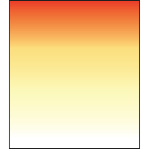 LEE Filters 150 x 170mm Soft-Edge Graduated Sunset 1 Filter