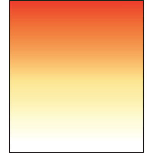 LEE Filters 150 x 170mm Soft-Edge Graduated Sunset 3 Filter