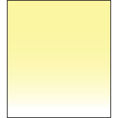 LEE Filters 150 x 150mm Soft-Edge Graduated Sunset Yellow Filter