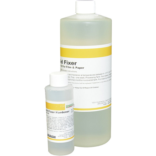 Legacy Pro Liquid Rapid Fixer with Hardener for Black & White Film and Paper (Makes 1 gal)