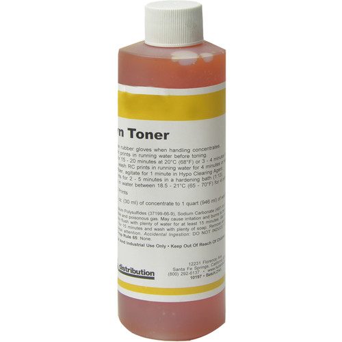 Legacy Pro Brown Toner for Black & White Prints (8 oz)