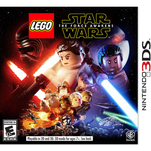 LEGO Star Wars: The Force Awakens (Nintendo 3DS)