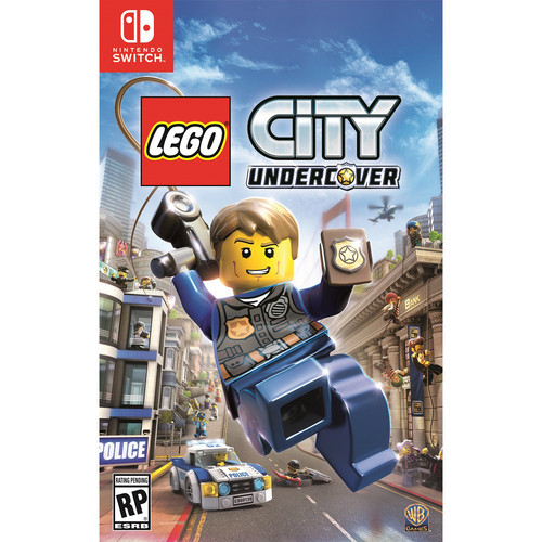 lego city undercover (nintendo switch) 1000639089 b&h