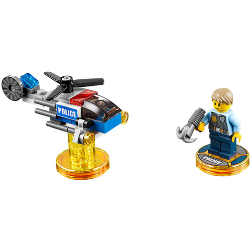 LEGO Dimensions LEGO City's Chase McCain Fun Pack